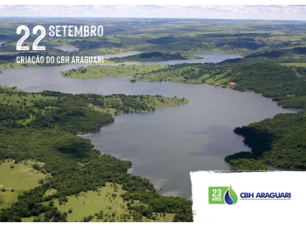 CBH Araguari celebra 23 anos de atuação em favor da gestão das águas