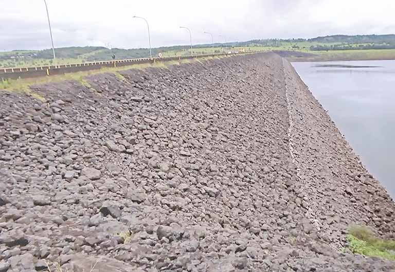 Volume do reservatório de Nova Ponte chega próximo ao limite estabelecido pelo IGAM para continuar em operação